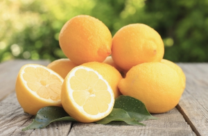 Lemons are used when steaming the placenta